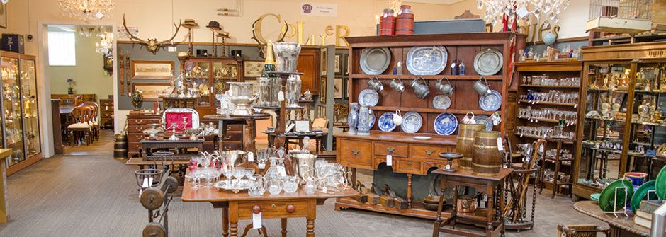The Guardroom, Hemswell Antiques Centres