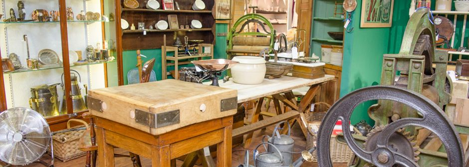 Planning a visit to Hemswell Antique Centres