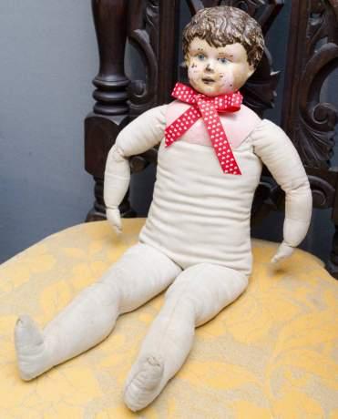 Vintage Minerva Doll image-1