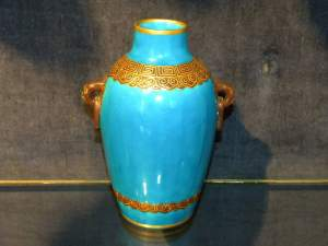 Mintons Vase by Christopher Dresser