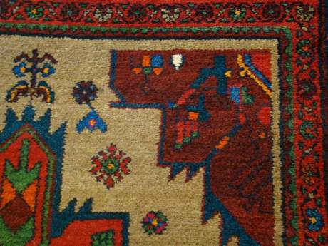 Large Hand Knotted Persian Rug image-4