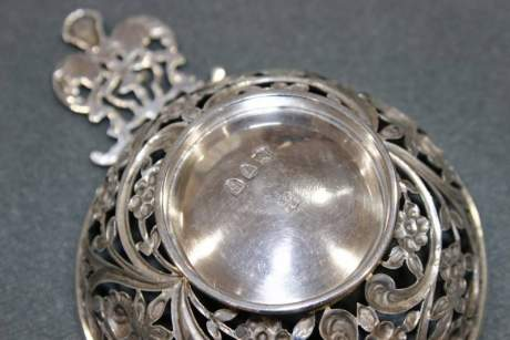 Silver Quaich Basket image-4