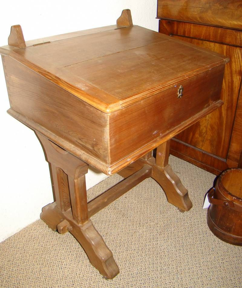 Pine ecclesiastical desk other pine furniture hemswell for Pine furniture