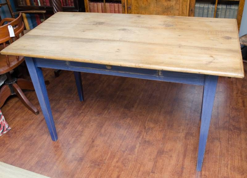 French 1930s pine kitchen table furniture etc hemswell for Furniture etc