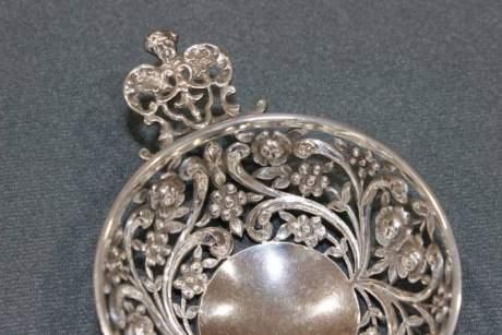 Silver Quaich Basket image-2