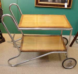 Art Deco Aeronet Trolley