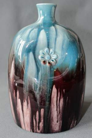 Dr Christopher Dresser Designed Pottery Vase