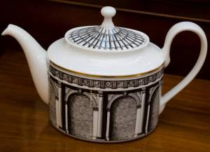 Fornasetti Teapot by Rosenthal