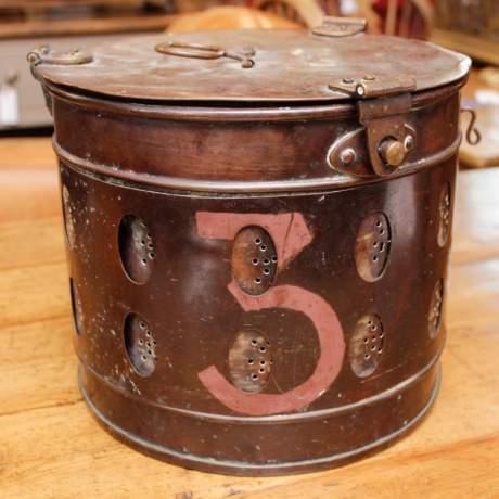 Antique Food Container image-1
