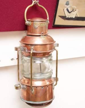 Copper Storm Lantern