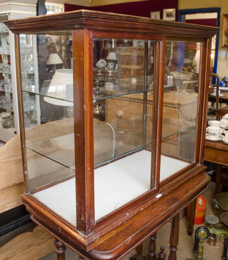 Antique Shop Display Cabinet - Antique Shop Display Cabinet - Antique Cabinets - Hemswell Antique