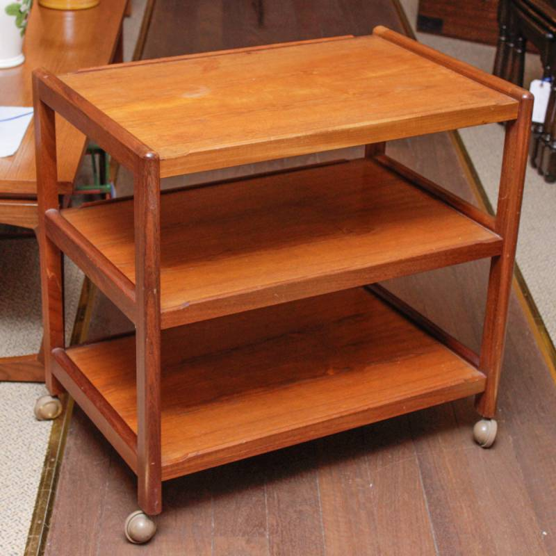 1960s teak hostess trolley furniture etc hemswell for Furniture etc