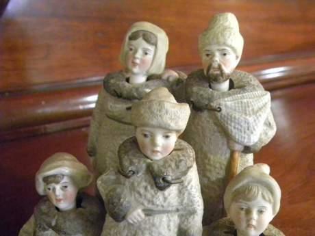 Very Rare Nodding Russian Royal Family image-2