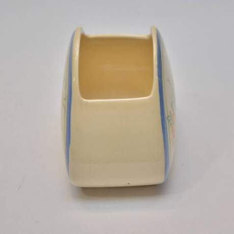 Clarice Cliff Trieste Shape Sugar Bowl image-4