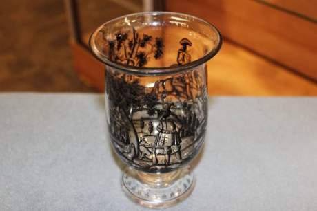 German Crystal Vase image-2