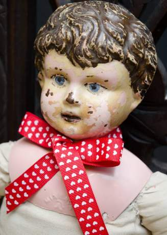 Vintage Minerva Doll image-2