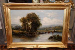 Good Quality Oil Painting on Canvas