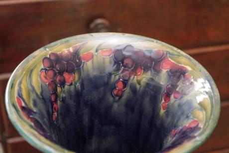 Large Early Moorcroft Pomegranate Vase image-2