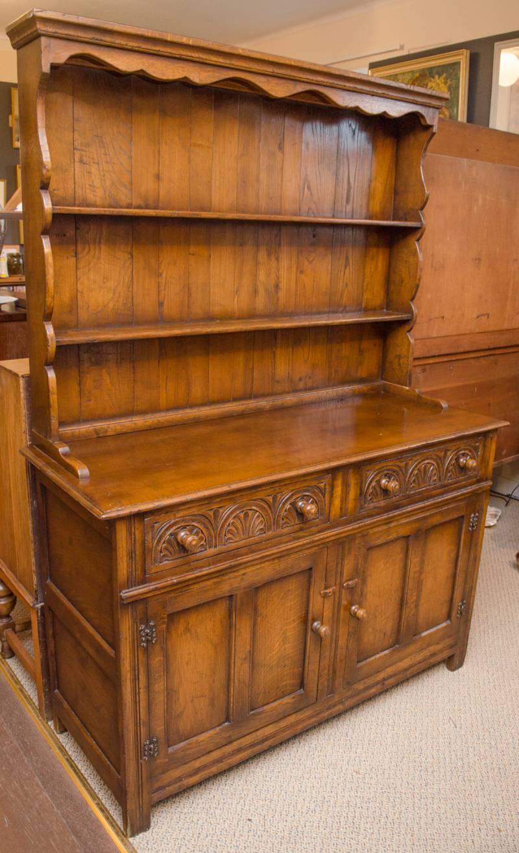 Carved solid oak dresser antique dressers hemswell