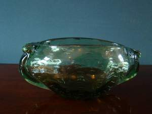 Whitefriars Glass Vase