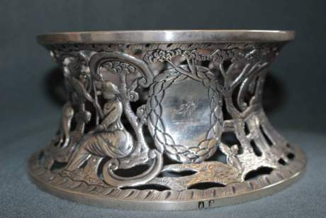 19th Century Irish Dish Ring image-2