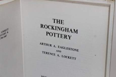 The Rockingham Pottery Book image-2