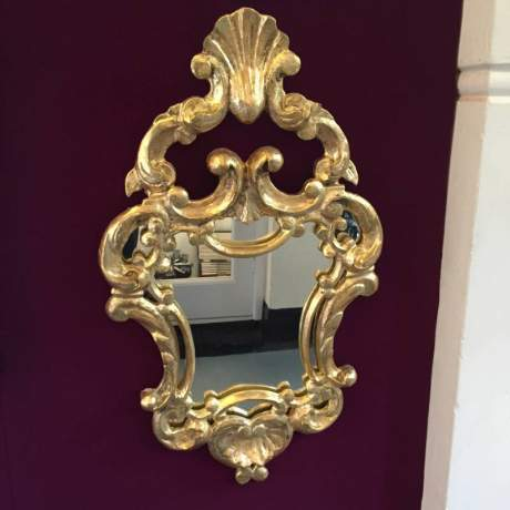 Continental Giltwood Mirror image-1