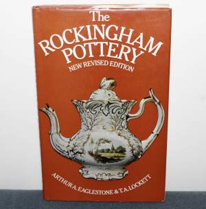 The Rockingham Pottery Book