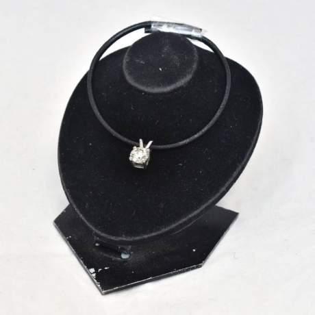 Mid 20th Century Diamond Pendant image-1
