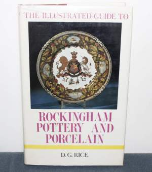 Rockingham Pottery and Porcelain Book
