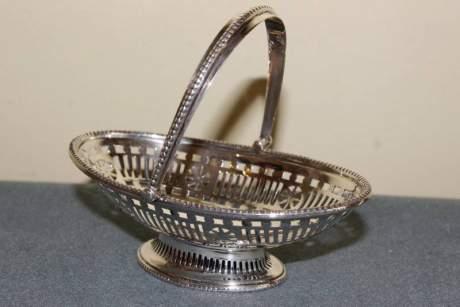 Silver Basket image-1