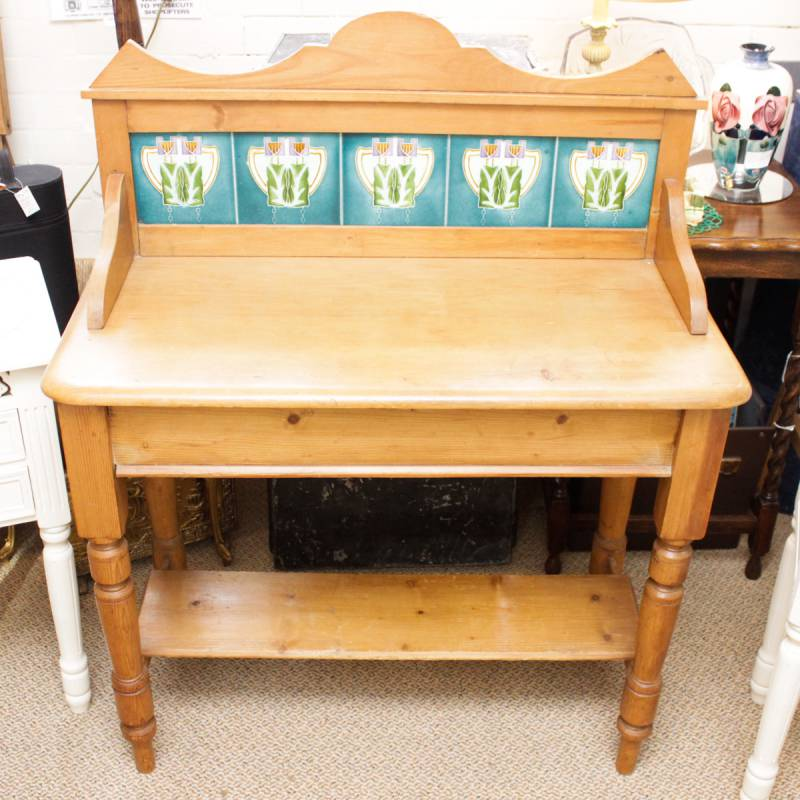 Antique Pine Washstand Other Pine Furniture Hemswell Antique Centres