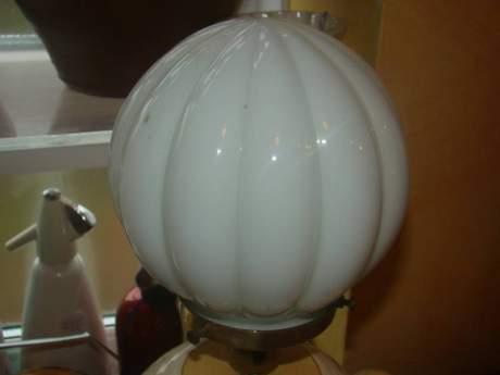 Crown Devon Art Deco Ceramic Lampbase image-4