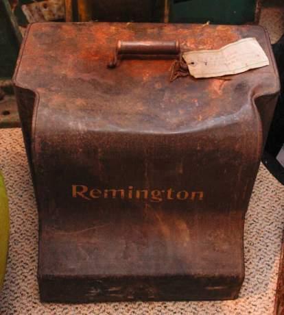 Antique Remington No.7 Typewriter image-4