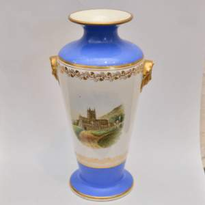 Worcester Vase with View of Malvern