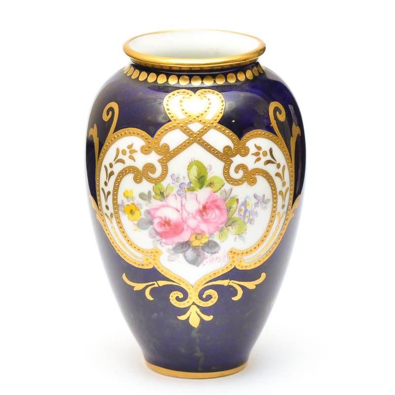 Royal Crown Derby Vase Antique