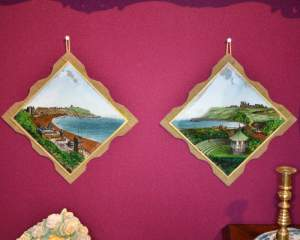Pair of Victorian Paintings of Scarborough