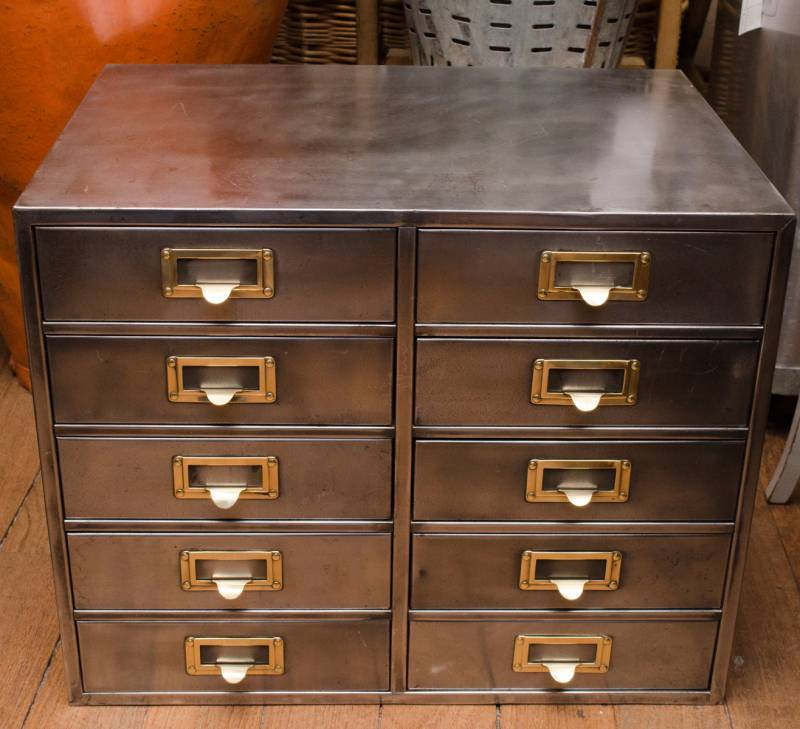 1950s steel filing cabinet furniture etc hemswell for Furniture etc