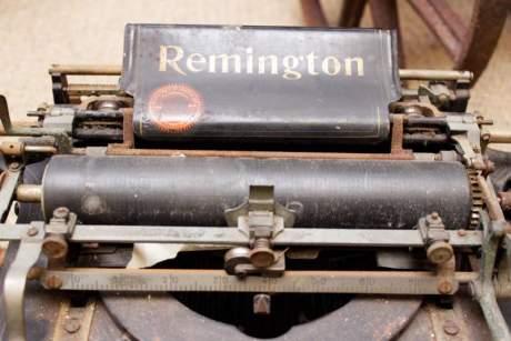 Antique Remington No.7 Typewriter image-3