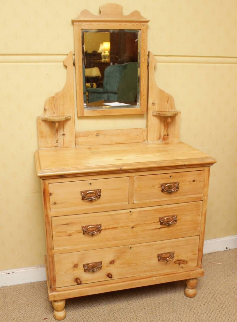 Stripped Pine Dressing Chest Of Drawers Other Pine Furniture Hemswell Antique Centres