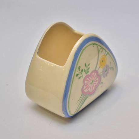 Clarice Cliff Trieste Shape Sugar Bowl image-2