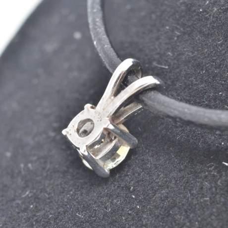 Mid 20th Century Diamond Pendant image-4