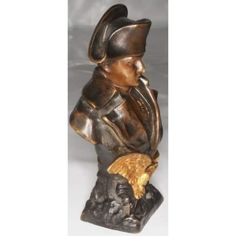 Ruffony Napoleon Bronze Bust image-2