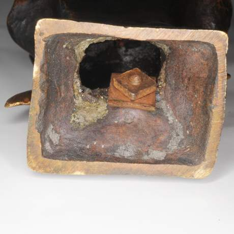 Ruffony Napoleon Bronze Bust image-5