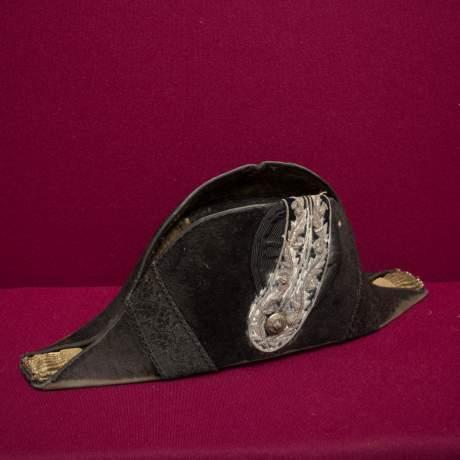 Lord Lieutenants Beaver Cocked Hat image-1