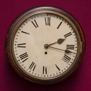 Antique School Clock