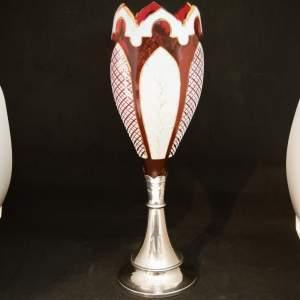 Good Quality Bohemian Glass Vase