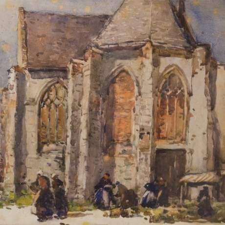 Original Watercolour by George Graham image-2