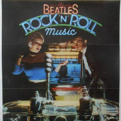 Four of The Beatles Original Record Company Posters image-1