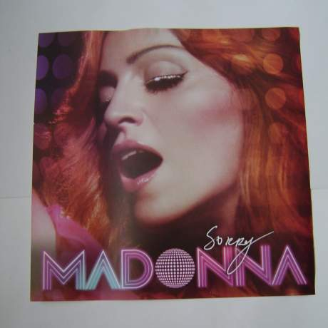 Five of Madonna Original Advertising Posters image-1